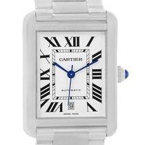 Cartier Tank Solo Xl Automatic Mens Date Watch W5200028