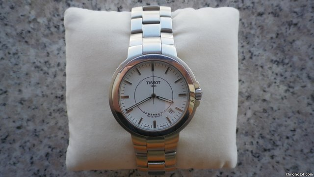 Tissot Powermatic Autoquartz