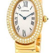 """Cartier """"Baignoire""""."""