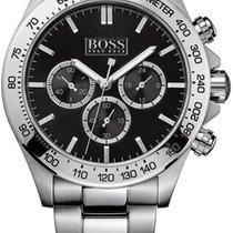 Hugo Boss HB-6030 1512965 Herrenchronograph verschraubte Krone