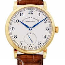 A. Lange & Söhne A  1815 Brown Leather Men's Watch