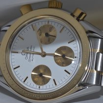 Omega Speedmaster Chronograph Professional Automatic 18K Gold