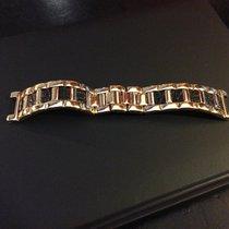 Cartier BRAZALETE PASHA ORO AMARILLO Y PIEL SERIE ESPECIAL