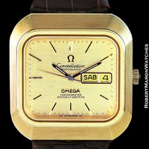 Omega Constellation Automatic Day Date 18k