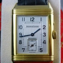 Jaeger-LeCoultre Reverso Duo GMT 18k Yellow Gold w/deployment...