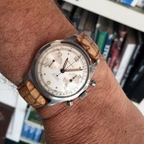 MULCO vintage chronograph gorgeous dial with anti magnetic...