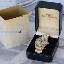 Technos The King  Automatic Sub Professionale 250 Mt. Con Box