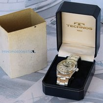 Technos The King  Automatic Sub Professionale 250 Mt. Con Box