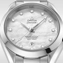 歐米茄 (Omega) [NEW] Ladies Seamaster Aqua Terra 231.10.34.20.55.002