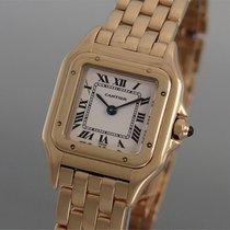 Cartier Panthere 18K/750 Gelbgold - Damen - Quarzwerk -guter...
