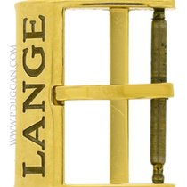 A. Lange & Söhne 18k yellow gold tang buckle
