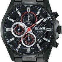 Pulsar WRC PM3065X1 Herrenchronograph Klassisch schlicht