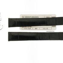 Cartier Black Alligator Strap Deployante