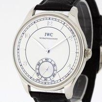 IWC Portuguese Platinum 44mm 544505 limited 500 pcs. vintage...