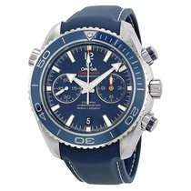 Omega Planet Ocean Chronograph Automatic Mens Watch 2329246510...