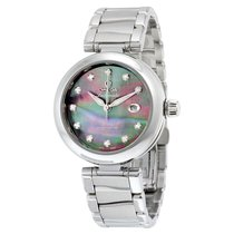 Omega De Ville Ladymatic Automatic Stainless Steel Ladies...