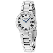 Raymond Weil Jasmine Silver Dial Stainless Steel Ladies Watch...