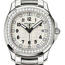 Patek Philippe 5087/1A Aquanaut with Diamond Bezel - Mid Size...
