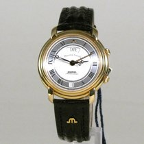 Maurice Lacroix Armbanduhrwecker, Rotgold 18 kt, limitiert,...
