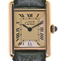 Cartier Ladies Wristwatch Must de Cartier Tank