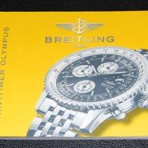 Breitling Navitimer Olympus Heft