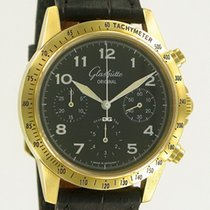 Glashütte Original Navigator Fliegerchrono Yellow Gold