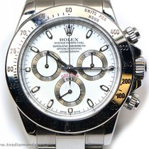 Rolex Daytona 116520 White Dial F-serial 2004 Mint Condition