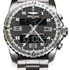 Breitling Professional Cockpit Grey Dial Titanium Men's Watch
