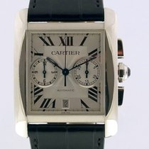 Cartier Tank Anglaise MC Chronographe