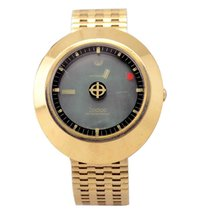 Zodiac ASTROGRAPHIC VINTAGE DATE AUTOMATIC PREOWNED SWISS WR