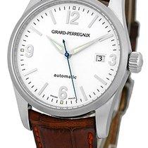 """Girard Perregaux """"Classique Elegance"""" Strapwatch."""