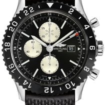 Breitling Chronoliner Black Dial Y2431012/BE10/256S  G