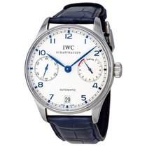 IWC Portuguese 7 Days Power Reserve  Automatic Mens Watch