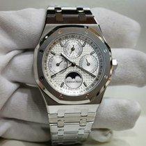 Audemars Piguet Royal Oak Perpetual Calendar Steel Watch