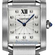 Cartier Tank Francaise Medium we110007