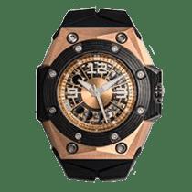 Linde Werdelin Oktopus Moon Gold 3DTP Carbon