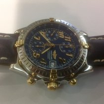 Breitling Chronomat steel/gold ref.B 13350