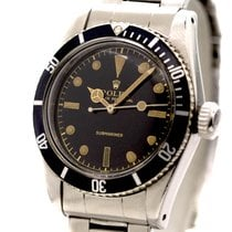 Rolex Vintage Submariner Big Crown James Bond Ref-6538...