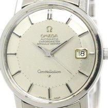 Omega Vintage Omega Constellation Cal 564 Pie Pan Dial Mens...