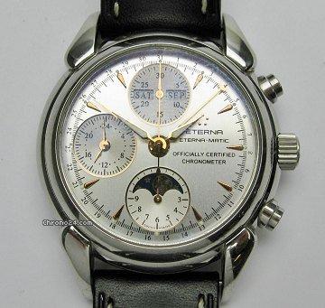 2d96012927f Desta marca eu gosto muito do clássico Multi Chronograph 1948. Mas