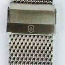Victorinox Swiss Army Edelstahl Milanaiseband 22mm