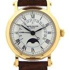 Patek Philippe 18k yellow gold Perpetual Calendar