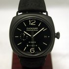 Panerai Pam 384 Limited Edition Black Ceramic And Titanium