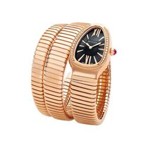 Bulgari Serpenti Tubogas 35mm 18kt Rose Gold