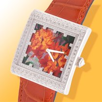 Corum Artisan Collection Buckingham Hand-painted Azalea Dial
