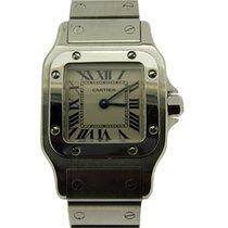 Cartier Santos Galbee Stainless Steel Watch 1569