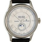 Revue Thommen Specialties Moon Phase Stahl Automatik 43mm