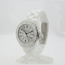 Chanel H0968 J12 Collection White Ceramic 33mm Quartz