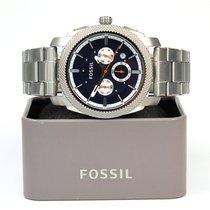 Fossil Herren Armbanduhr Edelstahl FS 4791