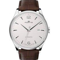 Fortis Terrestis Founder Classical Eta 2895-2 Date Auto Watch...